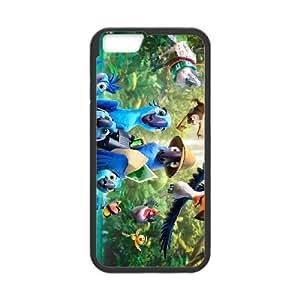 Rio iPhone 6 4.7 Inch Cell Phone Case Black Zcsir