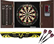 Viper Vault Deluxe Dartboard Cabinet with Integrated Pro Score and Cricket Scoreboard