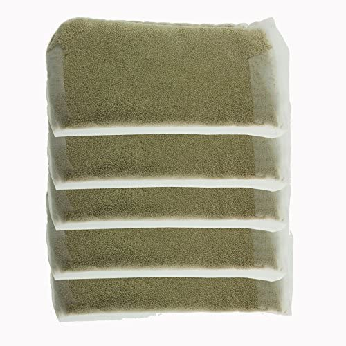 SPARES2GO Anti Limescale Refill Filters for Morphy Richards 42248 42254 42256 Steam Generator Iron (6 Filter Refills + Cartridge)