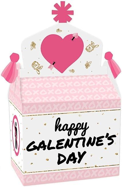 Friendaversary Gift Box The Be Mine Galentines