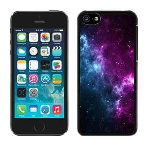 Fashion Galaxy iPhone 5C Case Balck Cover 1