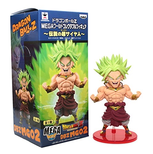 Banpresto Dragon Ball Mega WCF