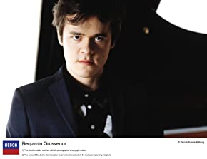 Image of Benjamin Grosvenor