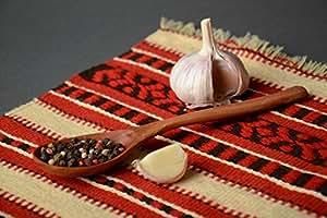 Handmade Oak Wood Spoon