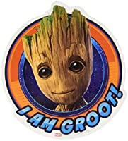 C&D Visionary G. Galaxy Movie 2 I Am Groot Babay Sticker Childrens Arts and Crafts Adhesives