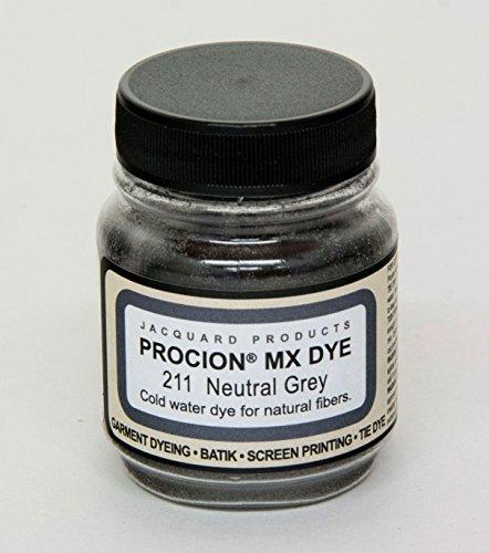Procion Dye Neutral Grey 2/3 Oz