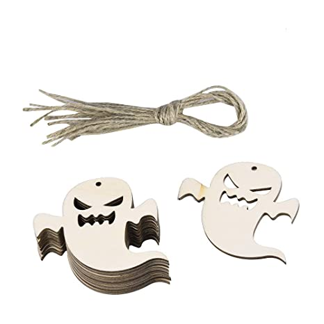 Diesee (TM) - 10 Adornos Colgantes para árbol de Halloween ...