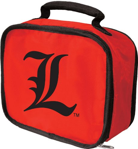 Concept One Louisville Cardinals Lunch Box (Louisville Cardinals Lunch)