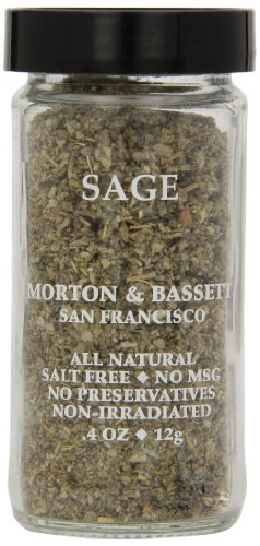 - Morton & Basset Sage, 0.4 Ounce
