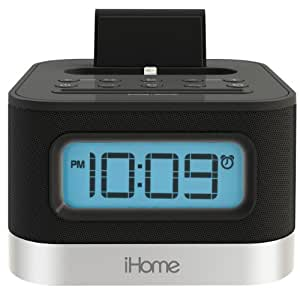 ihome for iphone 5 ihome ipl8xhg dual alarm fm clock radio with 4486