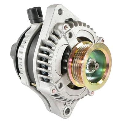 DB Electrical AND0339 New Alternator For Acura Mdx 3.5L 03 04 05 06 3.7L 07 08 09, RL 3.5L 05 06 07, TL 3.2L 04 05 06 07 08 3.5L 07 08, Honda 3.5L Odyssey 05 06 07 Pilot 05 06 07 08 Ridgeline 06 07 08