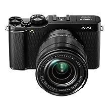 Fujifilm X-A1 Kit W/ XC16-50mm (Black)