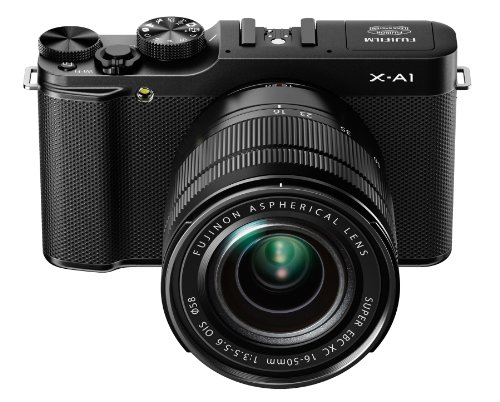 Fujifilm X-A1 Kit with 16-50mm Lens