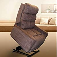 COZZIA MC510-FBN01 Power Lift Mobility Recliner, Espresso