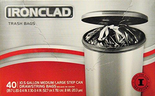 I Trash Bags - 1