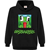 Unspeakable Print Kids Jumper Boys and Girls Fashion Sport Cotton Sweaters Hoodies