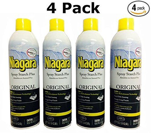 Niagara Spray Starch Plus 20oz - Original with DURAfresh Technology - Shopping Niagara