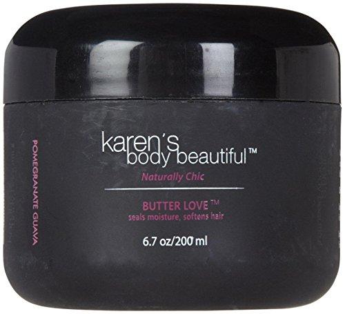 Karen's Body Beautiful Naturally Chic Butter Love, 6.7 Ounce