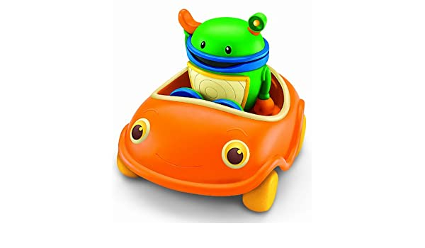 Fisher-Price Team Umizoomi Vehicle - Bot Toy by Team Umizoomi: Amazon.es: Juguetes y juegos