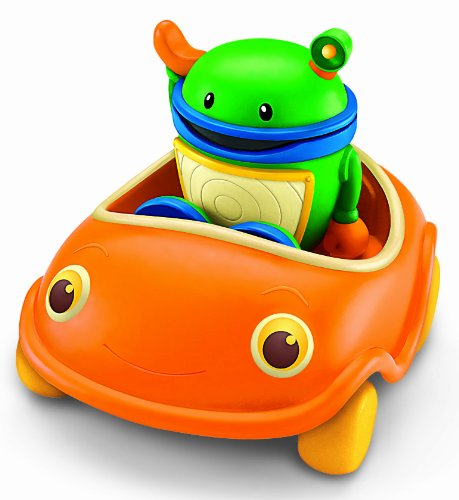 Fisher-Price Team Umizoomi Vehicle - Bot Toy