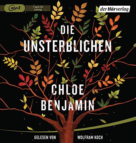 Book cover from Die Unsterblichen: Roman by Chloe Benjamin
