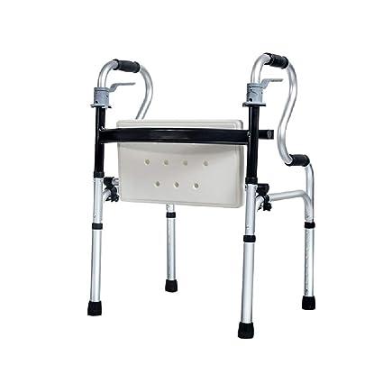 Bariatric - Andador para adultos ligero   Andador plegable ...