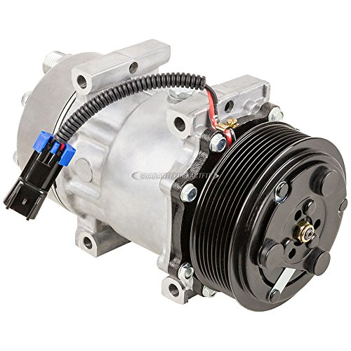 AC Compressor & A/C Clutch For Specialty and Performance View All Parts - BuyAutoParts 60-02927NA New