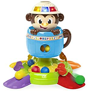 "Amazon.com: Juguete para bebés ""Hide n Spin ..."