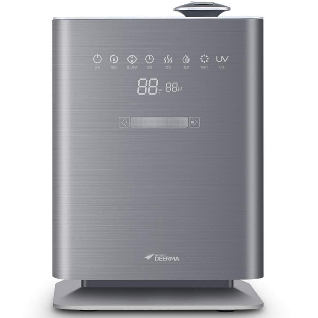 TYDY 加湿器- 加熱式加湿器、スマート家庭用ミュート加湿器 (サイズ さいず : 21×21×40cm) 21×21×40cm  B07JW26LGM