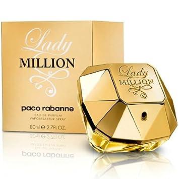 Rabanne Pour Lady Million Vaporisateur Paco Parfum Eau De Femme80 Y7yf6bgv