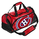 NHL Locker Room Duffle Bag