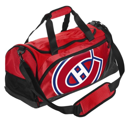 Montreal Canadiens Locker Room Collection Duffle Bag - Small ()