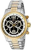 Invicta Men's 0080 II Collection Chronograph Two-Tone Stainless Steel Watch