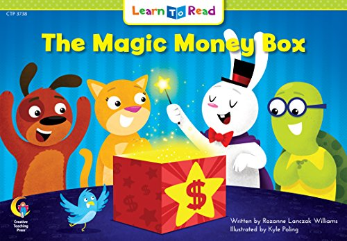 Library Book: The Magic Money Box (Learn to Read, Read to Learn) ()