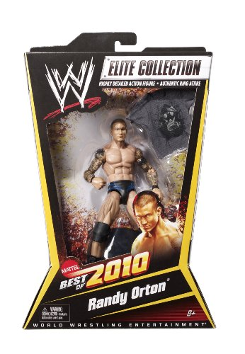 [WWE Elite Collection Randy Orton Figure Best of 2010 Series] (Randy Orton Costume)
