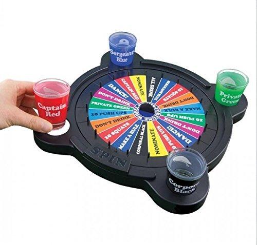 [해외]미스-포춘-음주 보드 게임의 휠 / Wheel of Mis-Fortune - Drinking Board Game