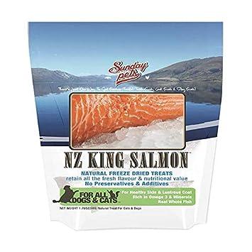 Taste of the Wild Fish Pure Salmon Treats - 50 gr: Amazon.es ...