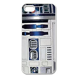 Cool Design Star Wars Printed natural Hard Plastic Case Shell to Cover for iPhone keep 4s/iphone 4s _White 30308 we