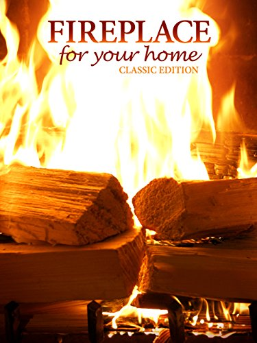 Fireplace 4K : Classic Crackling Fireplace from Fireplace for your Home (4K UHD)