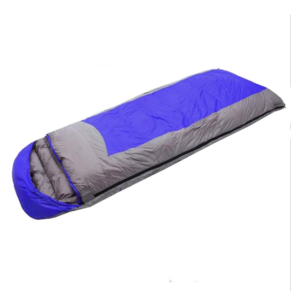 SZP Outdoor Schlaftasche, Extra Long Sleeping Bag Waterproof, Nylon Fabric, geeignet für Mountain Camping, Unterkunft Reisen
