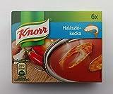 Hungarian-Fish-Soup-Cube-Knorr-6-pcs-60g-2-1-oz Hungarian-Fish-Soup-Cube-Knorr-6-pcs-60g-2-1-oz Hungarian-Fish-Soup-Cube-Knorr-6-pcs-60g-2-1-oz Hungarian Fish Soup Cube Knorr 6 pcs 60g / 2.1 oz