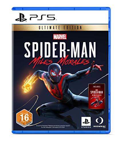 Spider-Man: Miles Morales – Ultimate Edition (PS5) – UAE NMC Version
