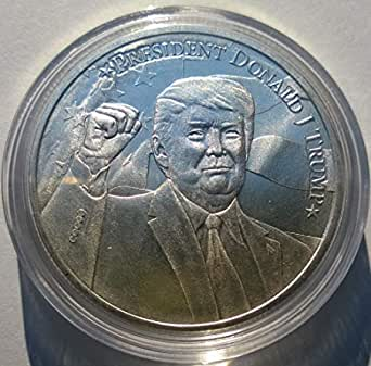 BUY IT NOW! TRUMP 2020 1 OZ SILVER ROUNDS BEAUTIFUL 9999 FINE ELECTION SPECIAL