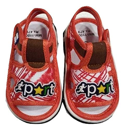 shoe size for 18 months baby