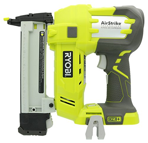 Ryobi P360 18 Volt Lithium Ion One+ 3/8 - 1 1/2 Inch Crown Stapler (Battery Not Included, Power Tool Only) by Ryobi