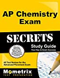 AP Chemistry Exam Secrets Study Guide: AP Test Review for the Advanced Placement Exam