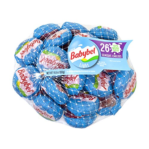 Mini Babybel Light (26 ct.) - Baby Bell