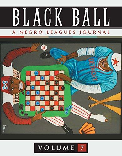 Search : Black Ball: A Negro Leagues Journal, Vol. 7
