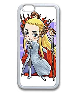 iCustomonline Case for iPhone 6 (TPU), The Hobbit Stylish Durable Case for iPhone 6 (TPU)