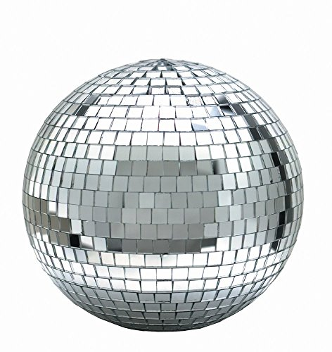 Club Size 16'' Mirror Disco Ball by BeWild (Image #2)